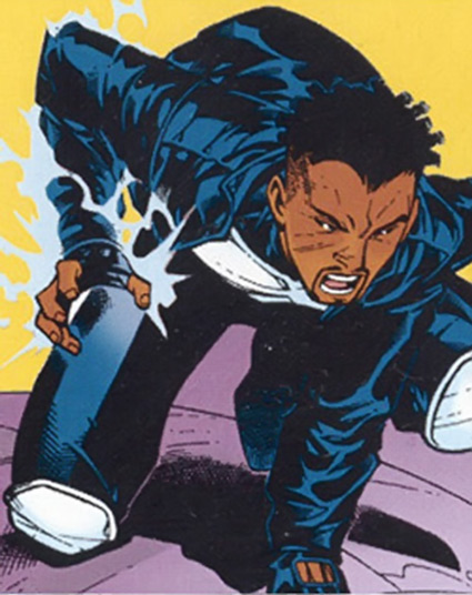 Cartoon Characters With Dreads : Black superhero bedlam blerds online