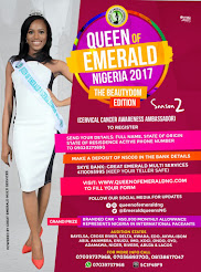 Queen of Emerald Nigeria 2017 Auditions