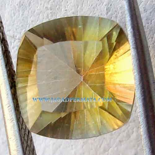 Batu Permata Natural Lemon Quartz