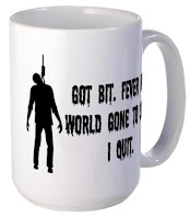 Walking Dead Large Mug Large Mug by CafePress