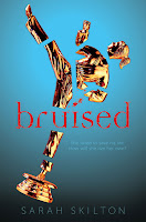 book cover of Bruised by Sarah Skilton published by Amulet
