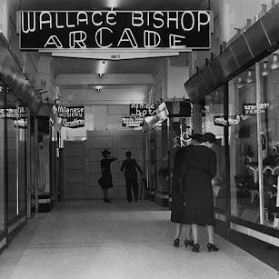 Wallace Bishop Arcade - 1939