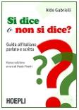 COME SCRIVERE CORRETTAMENTE IN ITALIANO