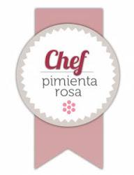 Chef Pimienta Rosa