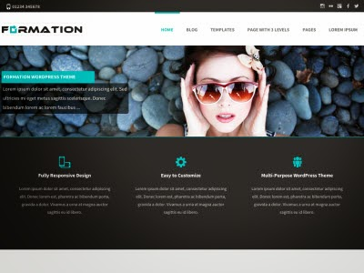 FORMATION WordPress Theme