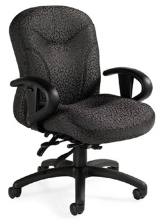 Global Experience Low Back Chair