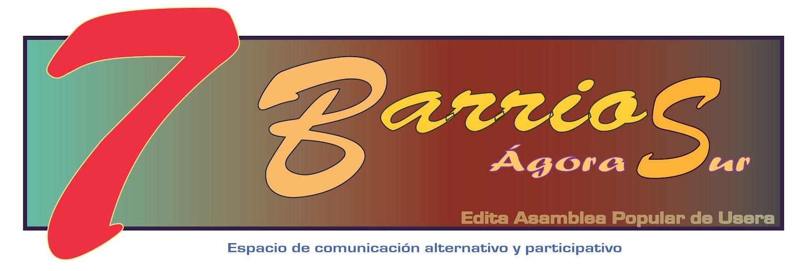7 Barrios - Ágora Sur
