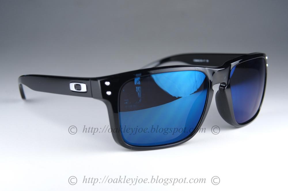 black and blue oakley sunglasses d1xw  custom oakley holbrook