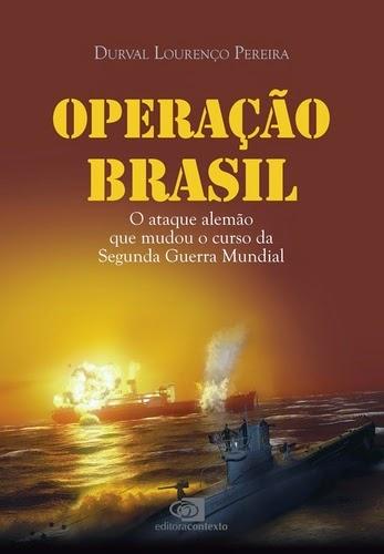 livro Operação Brasil