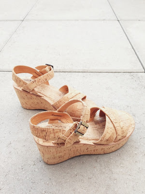 Kork-Ease All-Cork Ava Platform Sandals - ShopMyCloset