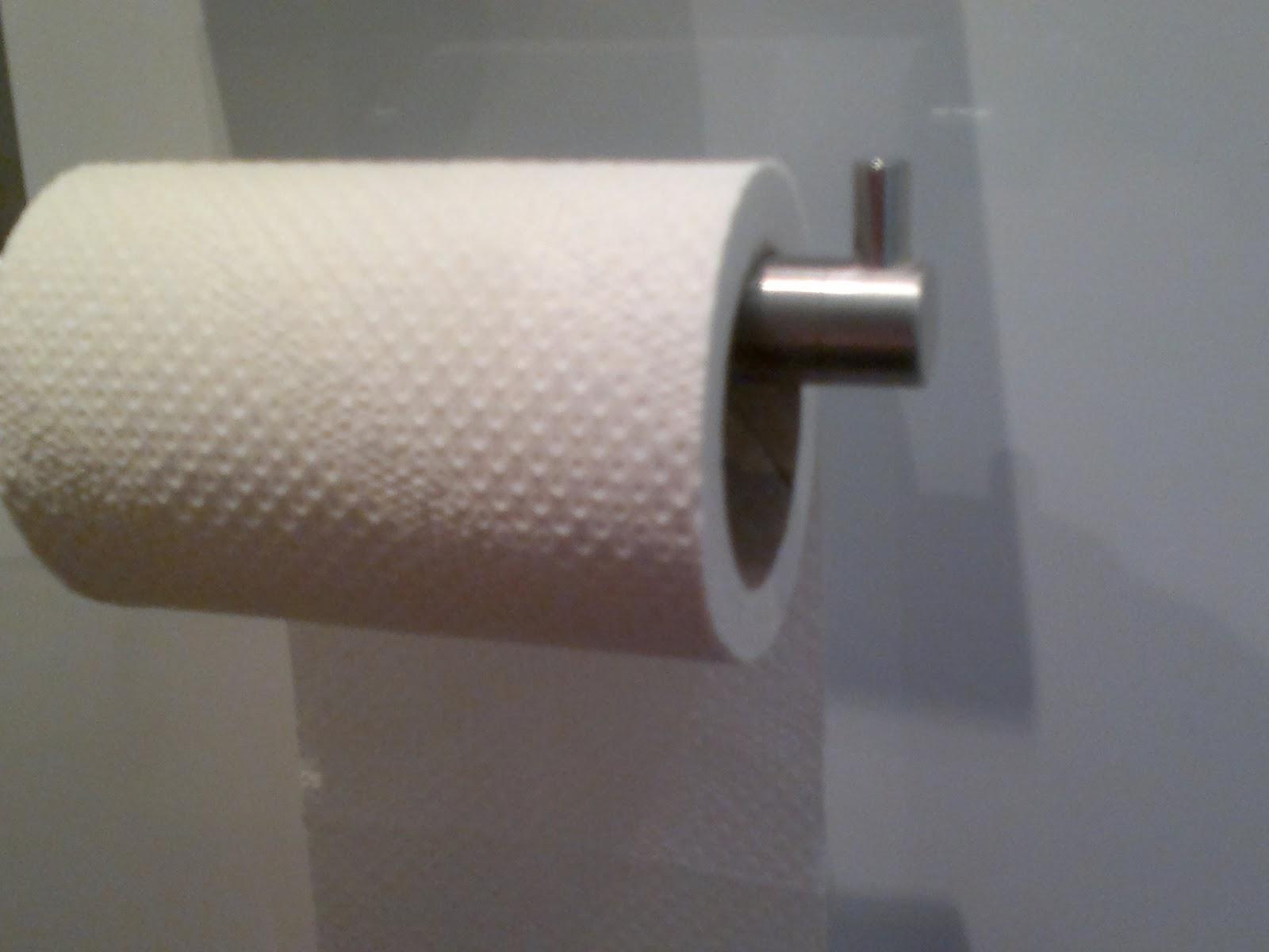 Singers and featherweights het verband tussen een wc rol en een spoeltje - Muur wc ...