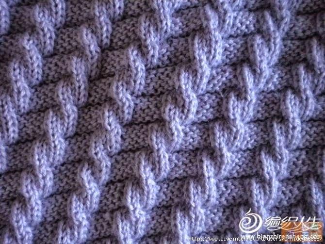 Puntos Dos agujas | Crochet y Dos agujas