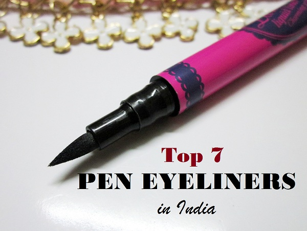 Top 7 Pen Or Felt Tip Eyeliners In India Indian Beauty Forever