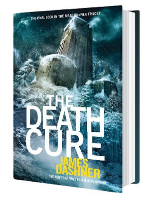 TDC%2BCover%2B3D The Death Cure cover