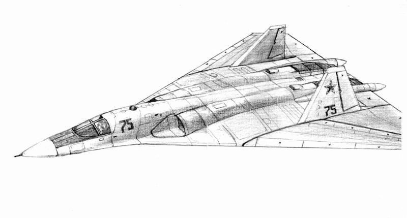 PAK-DA Russian New Stealth Bomber