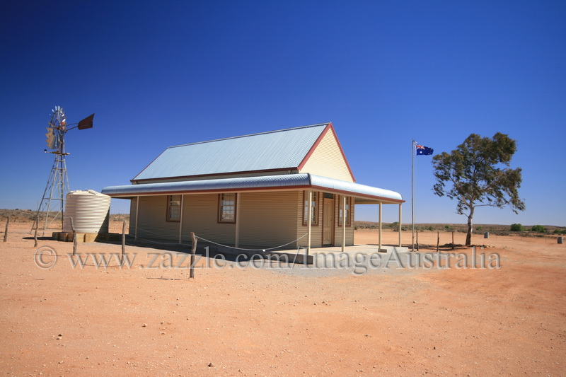 This Little House Is Actually In Silverton Outback New South Wales Not Far From The Pub Mad Max Was Filmed Out Here And Scenery Amazing