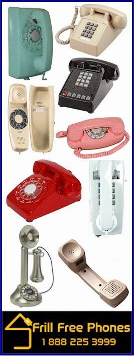 Frill Free Phones