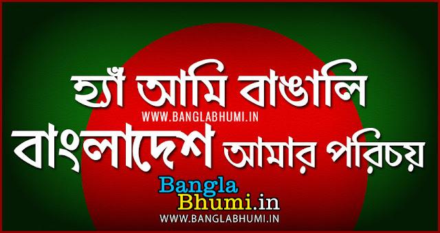 Bangladesh Bijoy Dibos hd Photo in Bengali Language