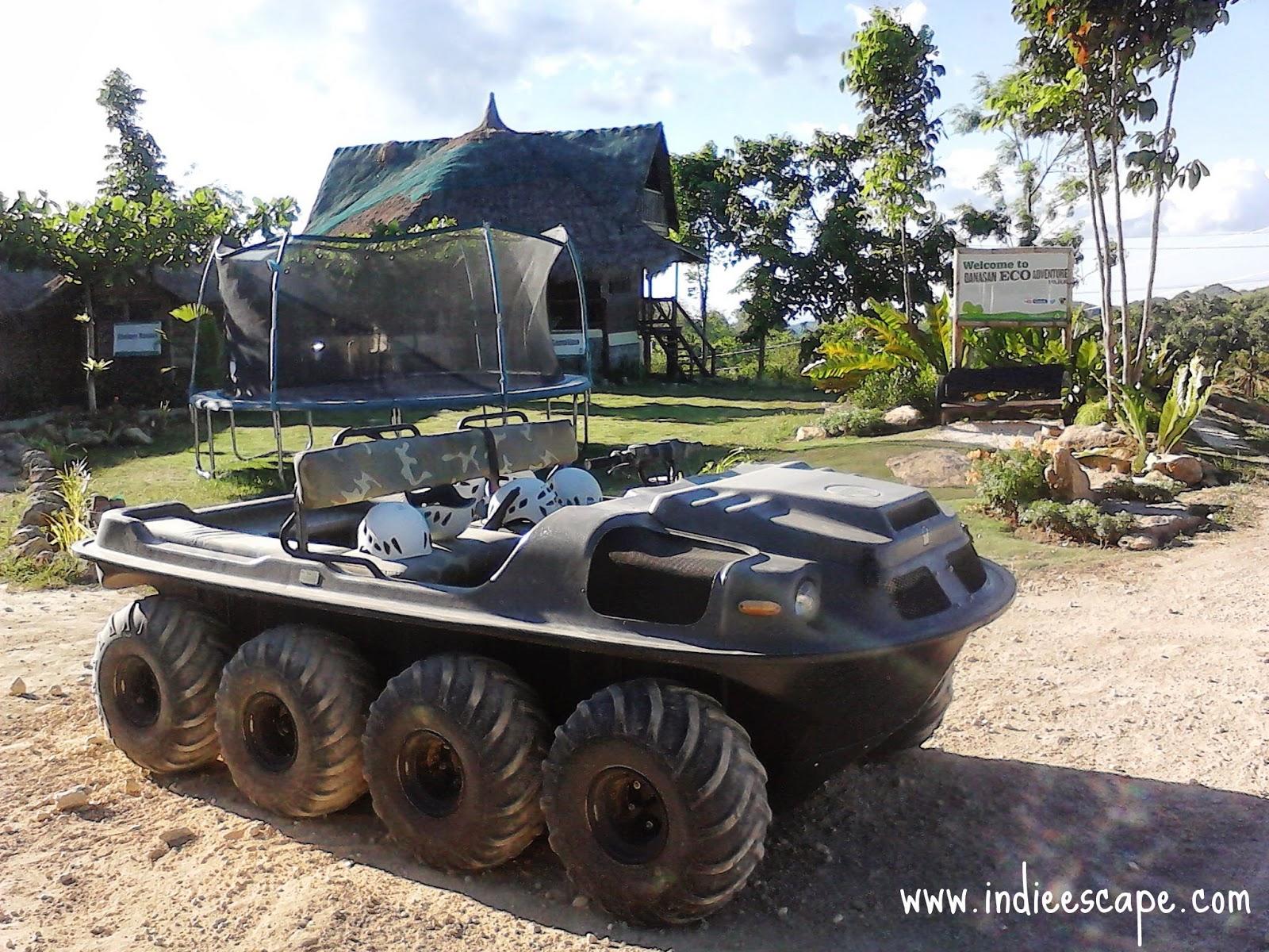 armoured car davao