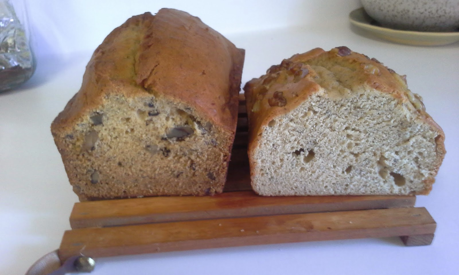 Sonia Nance 39 S Blog Crisco Or Butter Banana Nut Bread Part Two October 16 2014 20 45