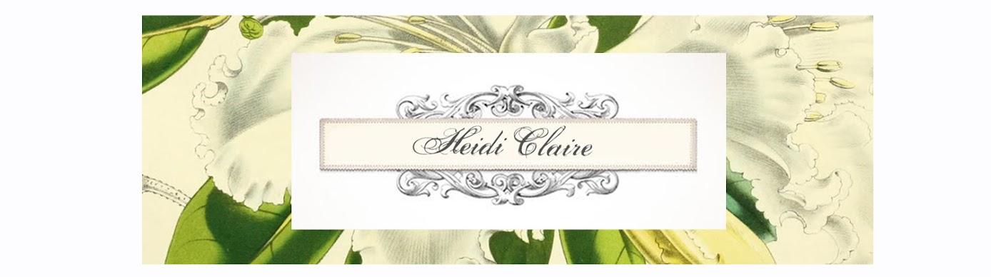Heidi Claire