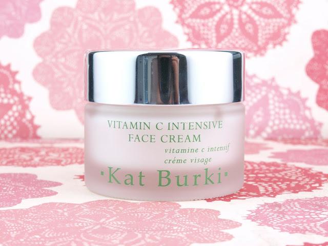 Kat Burki Vitamin C Intensive Face Cream Review