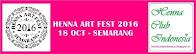 HENNA ART FEST 2016