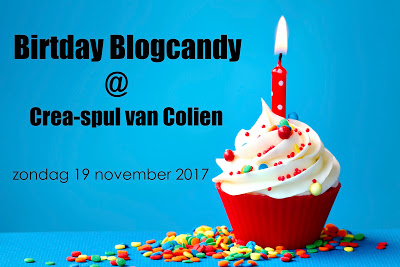 Birthday Candy Colien