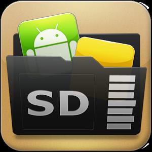 AppMgr Pro III (App 2 SD) v3.41 Patched APK