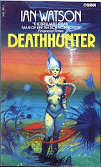 'Deathhunter' by Ian Watson