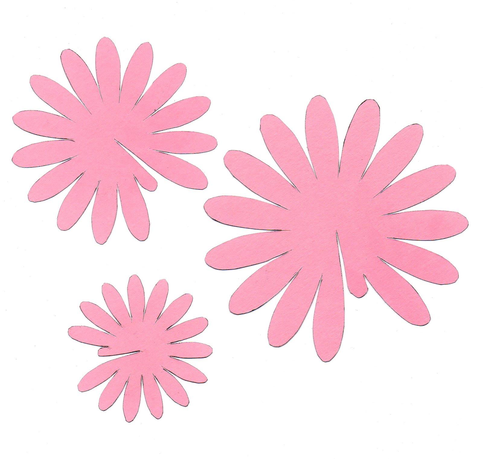 the craftinomicon  paper gerbera daisies
