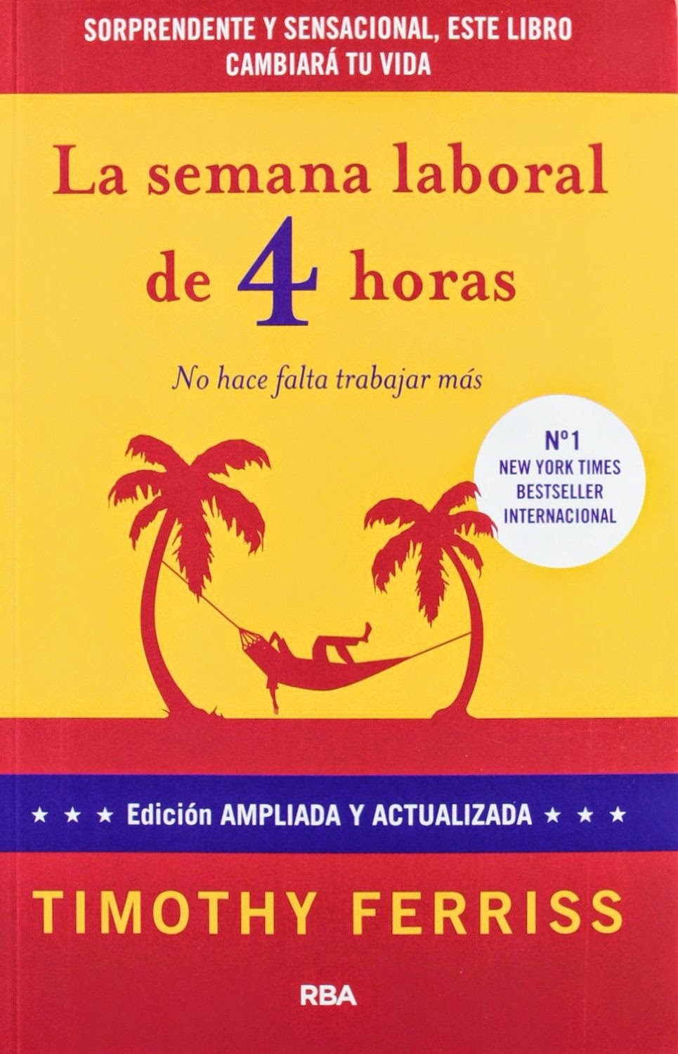 portada libro 4 hour work week