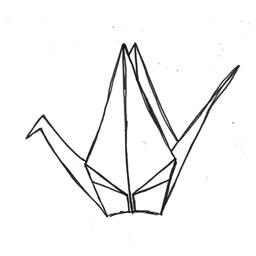 ife akinroyeje graphics jar design origami
