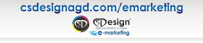 Precisa Enviar E-mail Marketing? Conheça o E-marketing da CS Design - AGD