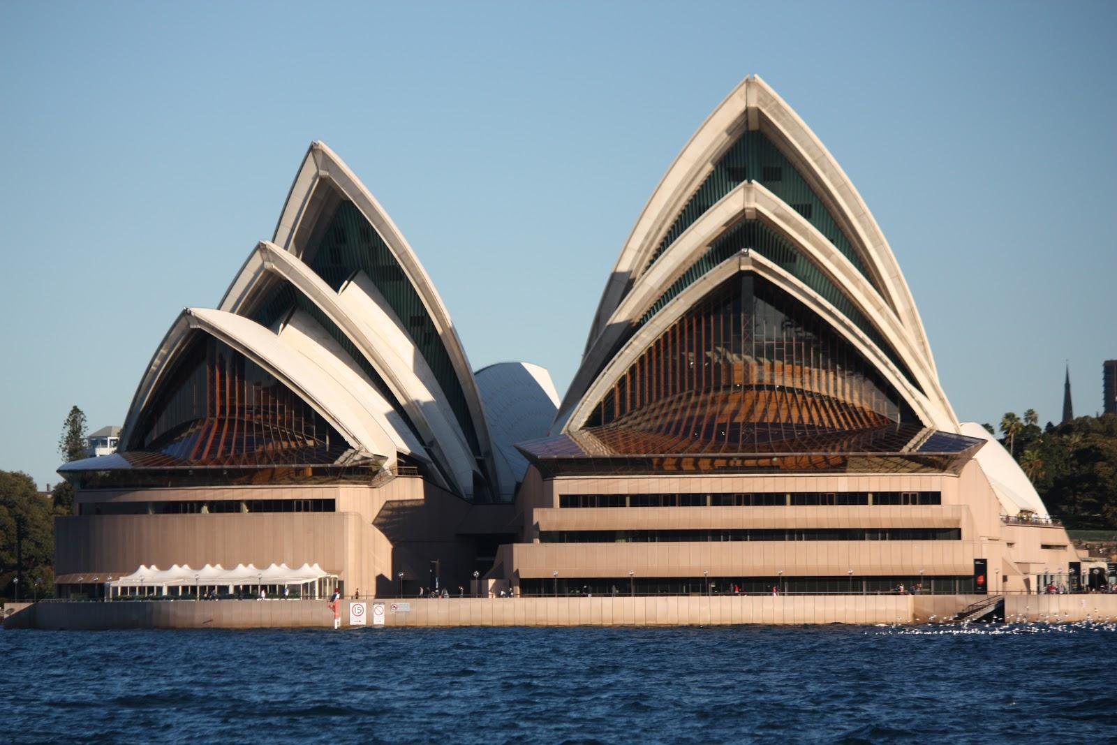 Danish Architect Who Designed The Sydney Opera House