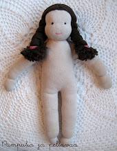 Näin ompelet oman Steiner-nuken!