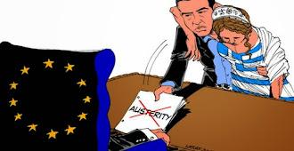 Μνημονιακή Ελλάδα [by C. Latuff]
