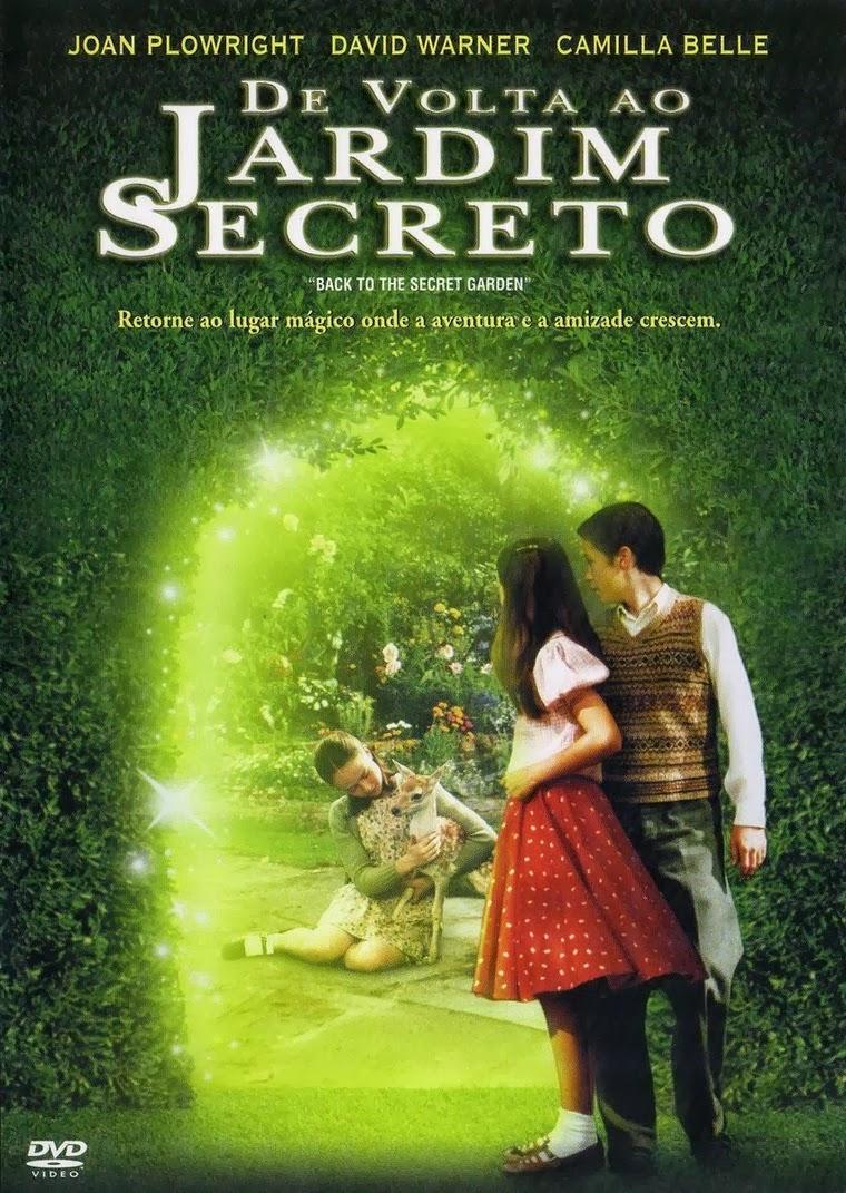 De Volta ao Jardim Secreto – Dublado