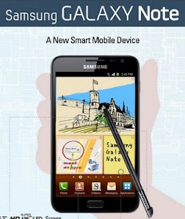 Review dan harga Samsung Galaxy Note