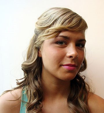 hairstyles for prom curly hair. Prom Hairstyle Pictures