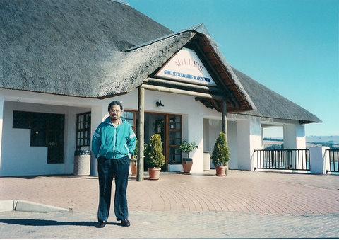 Afrika Selatan - 2001.