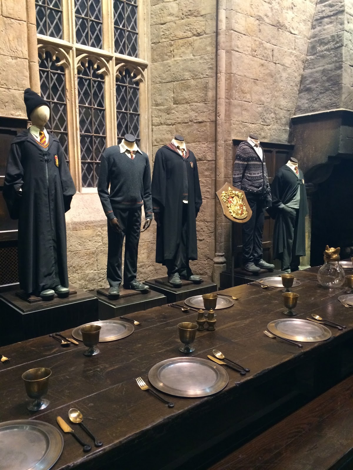 Harry Potter Warner Bros. Studio Tour London