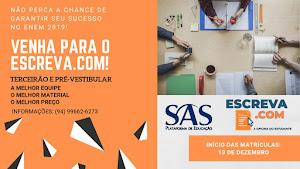 ESCREVA.COM
