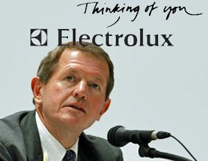 Marcus Wallenberg, styrelseordförande i Eleectrolux.