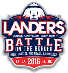 LANDERS BATTLE ON THE BORDER...COMING SOON!