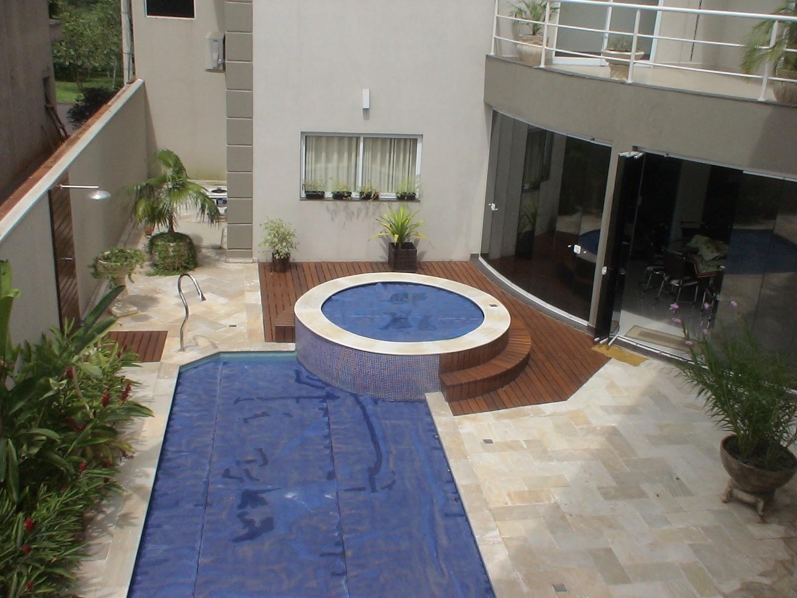 Projeto e Obra.: Dicas para auxiliar a construção de sua piscina #414C76 1600 1200