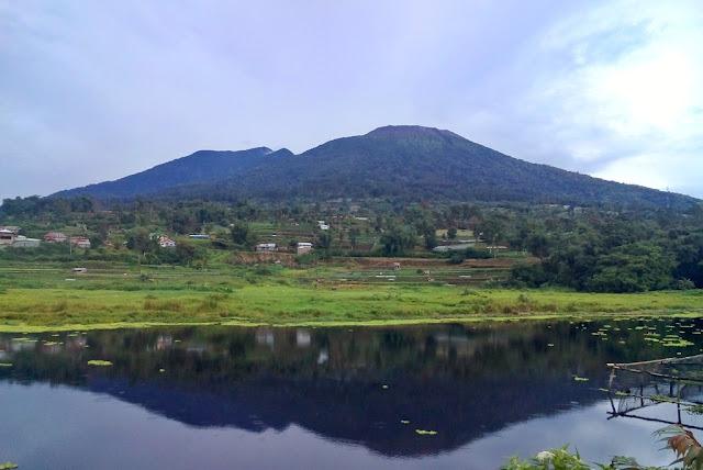 Gunung Marapi Sumatera Barat
