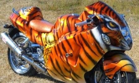 Arti Mimpi Punya Sepeda Motor Baru