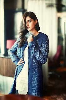 Stunning Hot Sonam for Femina India May 2014!