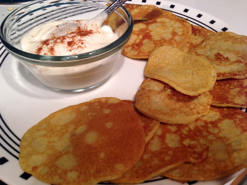 healthy girly life: Super Easy Banana Pancakes